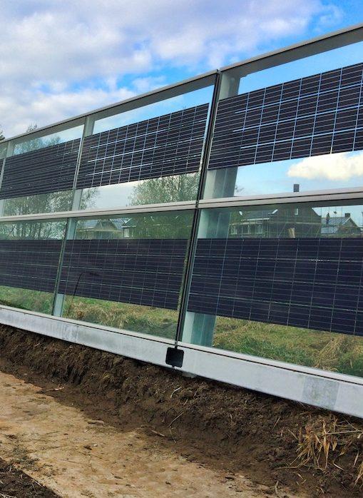 Solar Geluidswal | Soltronergy